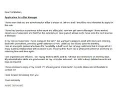 bar manager cover letter good luck with writing your job application letter and let us know if you need anything else from us bar manager cover letter