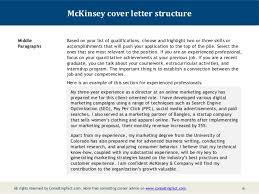 mckinsey cover letter sample 5 6 mckinsey cover letter sample sap mm consultant cover letter