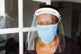 'Do You Need to Wear a <b>Mask</b> With a <b>Face Shield</b>?'