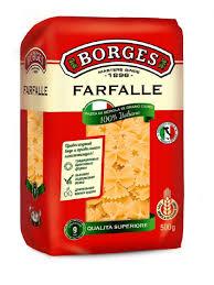 """<b>Макаронные</b> изделия FarfalleТМ """"<b>БОРХЕС</b>"""" 500 гр <b>BORGES</b> ..."""