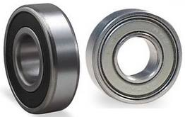 626-2RS 626-ZZ <b>Radial Ball Bearing</b> 6X19X6 - theBigBearingStore ...