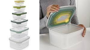 Обзор <b>контейнеров для хранения</b> продуктов <b>Joseph Joseph</b> Nest ...