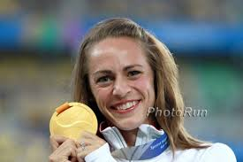Jenny Simpson. Simpson became the first U.S. woman to win a 1500m world championship since Mary ... - 2011.Simpson_JennyM-World11-631x421