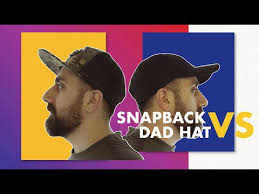<b>Dad Hat</b> vs. Snapback: What's the Difference? - FittDesign