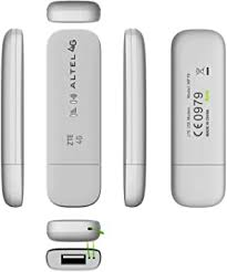 <b>ZTE MF79</b> 4G LTE 150mBps Cat.4 WI-FI HotSpot / ALTEL branded ...