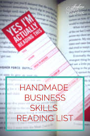 don t let your craft business skills rust summer reading list don t let your craft business skills rust summer reading list