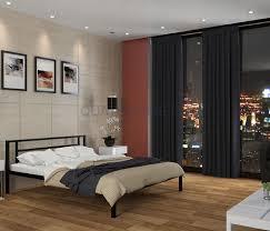 Купить двуспальную <b>кровать Титан</b> за 12500 рублей