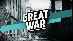the great war video series will document how wwi unfolded week the great war video series