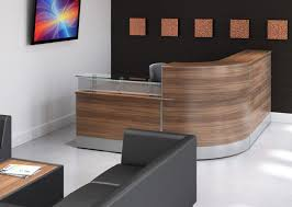 office reception counter reception desk furniture ikea modular reception desk receptionist desks waiting room chairs salon bow front reception counter office
