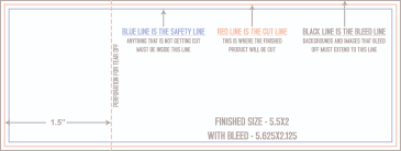 event ticket templates 5 5 x 2 back