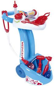 <b>Palau Toys Игровой набор</b> Доктор с тележкой