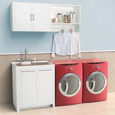 sink laundry room combo