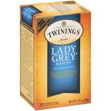 Twinings <b>Lady Grey</b> Decaffeinated <b>Tea</b> - 20 count | Grey <b>tea</b>, Lady ...