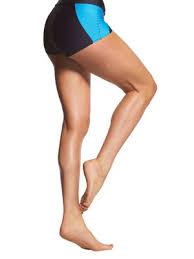 toned legs