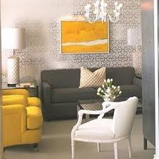 chic yellow and silver living room designs cool inspirational home designing chic yellow living room