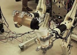Meet HERMES, the world's most-coordinated walking robot