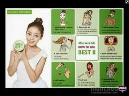 Image result for Nature Republic Aloe Vera Shooting Gel