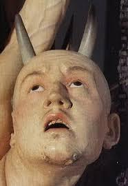 """Luis Antonio de los Arcos. Se llamaba Luis Antonio de los Arcos y fue un mediocre escultor. Esta imagen forma parte de la escultura en madera policromada""""El ... - Luis-Antonio-de-los-Arcos"""