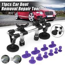 11PCS <b>Car</b> Body <b>Dent</b> Removal <b>Professional</b> Repair Tool Puller ...