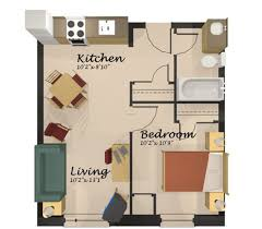 Home Design One Room Apartment Floor Plan  Apartment  Floor Plan    Home Design One Room Apartment Floor Plan  Apartment  Floor Plan Modern One Room House