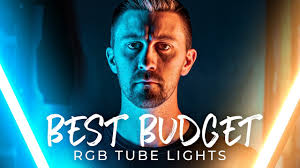 Best BUDGET <b>RGB Tube Lights</b> for Video | DigitalFoto Chameleon ...