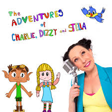 Libby Hammer: The Adventures Of Charlie, Dizzy and Stella ...