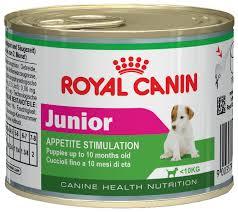 Купить Влажный <b>корм для щенков Royal</b> Canin 195г (для мелких ...