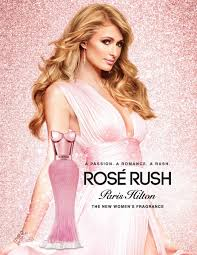 Introducing ROSÉ <b>RUSH</b>, The New Fragrance By <b>Paris Hilton</b>