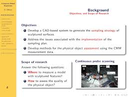 Ph D Thesis Defense Presentation SlideShare