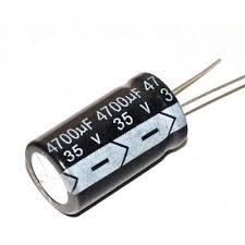 10PCS/LOT New <b>High quality</b> aluminum electrolytic capacitor 35V ...