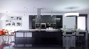 black white wooden kitchen decorating design joshta home aluminium composite cabinet glossy granite home decor architecture ideas lobby office smlfimage