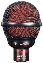 Универсальный <b>инструментальный микрофон AUDIX fireball</b> ...