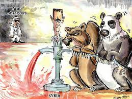 المسيحي  المهدد  في  سوريا …حاميها  حراميها  !