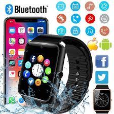 Bluetooth <b>Smart Watch Touch</b> Screen Wrist Watch with Camera/SIM ...