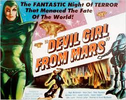 Image result for images of devil girl from mars