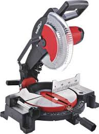 King KP-360N 1800 watt Mitre saw <b>10 inch</b> with laser and <b>led Metal</b> ...