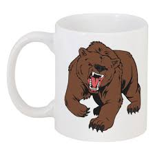 Кружка <b>BEAR</b> / Медведь #1963109 в Москве – купить кружку с ...