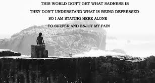Alone Girl Sad Quotes # 3 ~ shubhz Quotes via Relatably.com