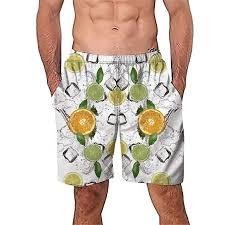 Jngjs <b>Mens</b> 3D Printed <b>Sports</b> Shorts with Pockets <b>Beach Pants</b> ...