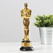 """<b>Статуэтка</b> """"<b>Оскар</b>"""" (<b>керамика</b>)   Долина Подарков"""