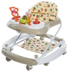 Купить <b>Ходунки Baby Care Aveo</b> серый по низкой цене с ...