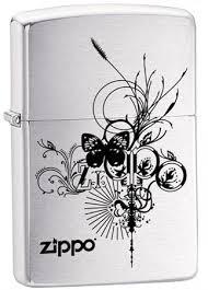 <b>Зажигалка Zippo</b> Zippo <b>Butterfly</b> 24800