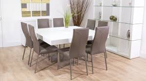Dining Room Tables That Seat 8 Amazing Seater Dining Table And Chairs Glass Home Furniture Plan