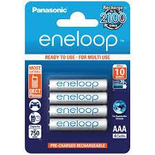 Купить <b>Аккумулятор Panasonic</b> Eneloop BK-4MCCE/4BE в ...