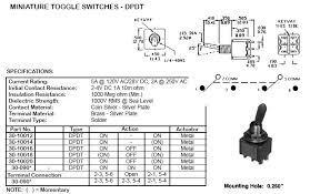 switches toggle 22300 22 Wiring A Dpdt On Off On Toggle Switch dpdt on on on mini toggle swit Dpdt Toggle Switch Wiring Diagram for Stereo Input