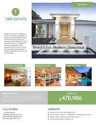 the best real estate flyer for all realty companies real estate flyer 37