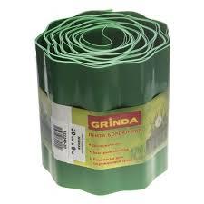 <b>Лента бордюрная Grinda</b> 422245-20, 20х900 см, зеленый ...