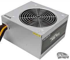 <b>Блок питания Chieftec</b> TPS-500S: внутренний конкурент / Корпуса ...