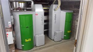 Okefen boilers