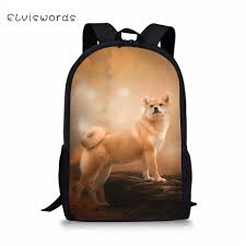 ELVISWORDS <b>Fashion</b> Kids Backpack Cute Animal <b>Pattern</b> ...